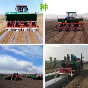 【土豆/马铃薯】高产种植必看技术!珍藏版土豆施肥管理手册!